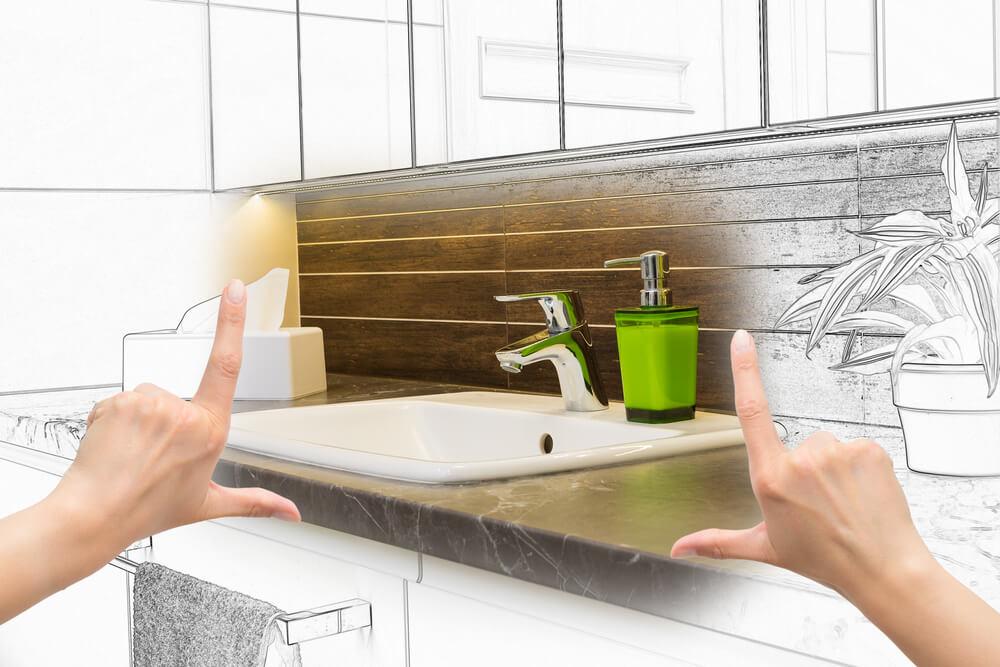 10 conseils pour r nover une salle de bain avec un budget for Cout pour renover une salle de bain