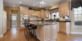home staging cuisine