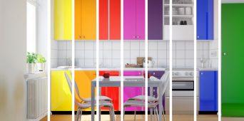 relooker sa cuisine commence par le choix de la couleur