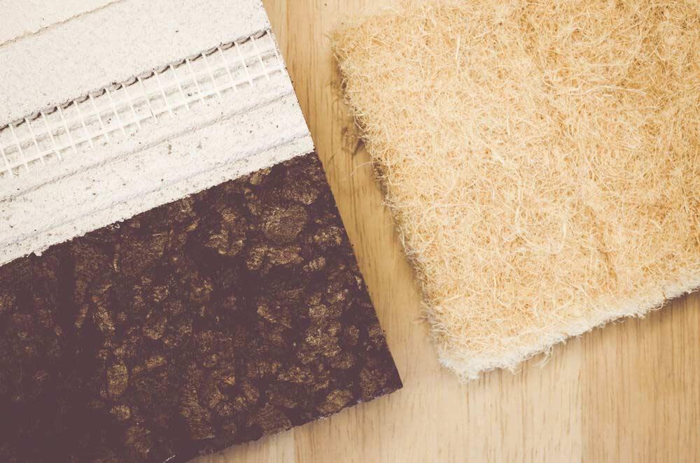 utilisez des matériaux écologiques pour la rénovation d'une fermette