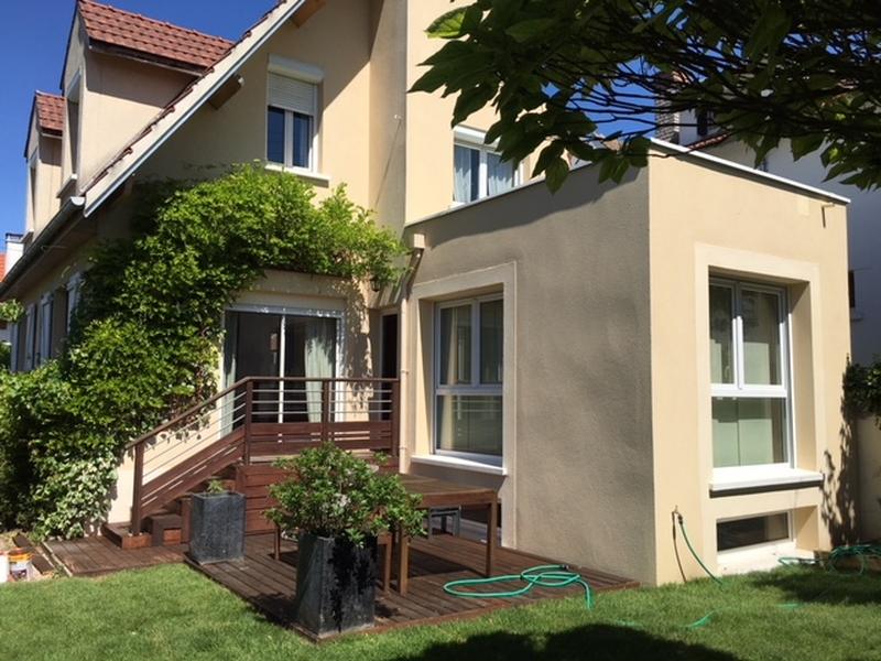 extension maison sartrouville